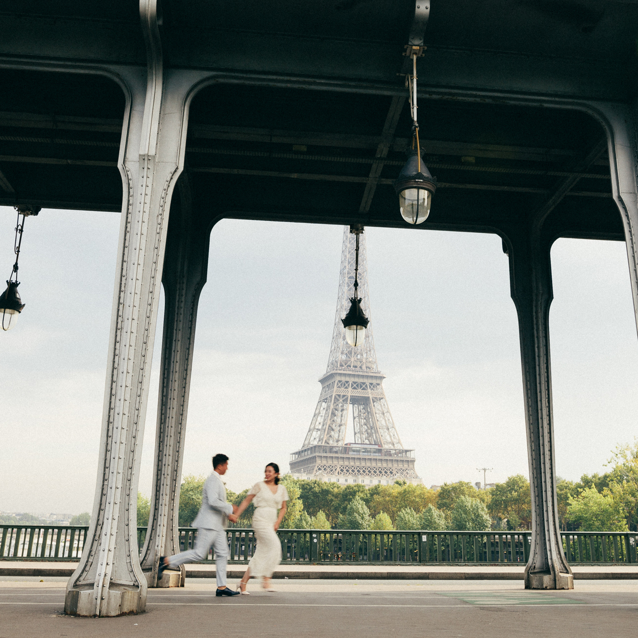 Chinese Wedding photographer in Paris